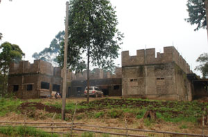 Foundations for Wellness Center in Cameroon